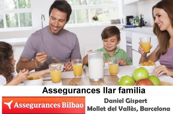 Assegurances Bilbao agencia a Mollet del Vallès, Barcelona