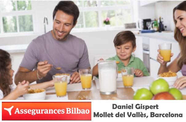 Assegurances Bilbao, Mollet del Vallès, Barcelona assegurances de familia