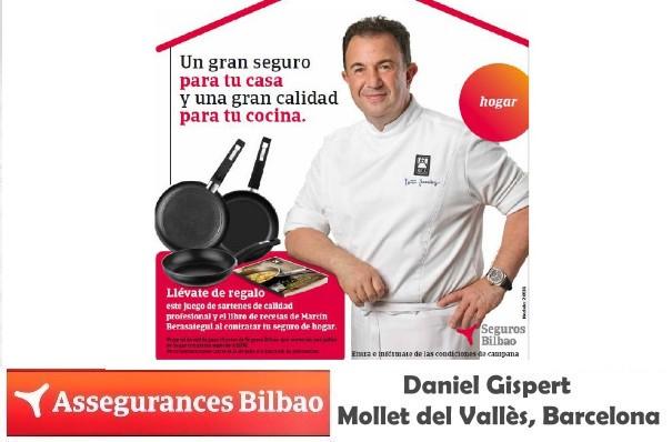 Assegurances Bilbao, Mollet del Vallès, Barcelona, contracta la teva pòlissa de llar i porta't un magnífic regal.