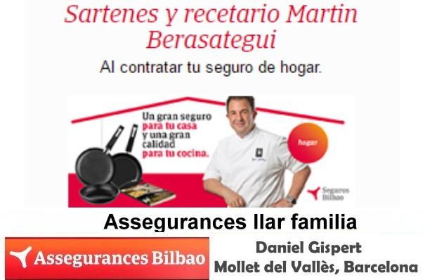 Assegurances Bilbao, Mollet del Vallès, Barcelona, contracta la teva pòlissa de llar i porta't un magnífic regal, seguro de vivienda