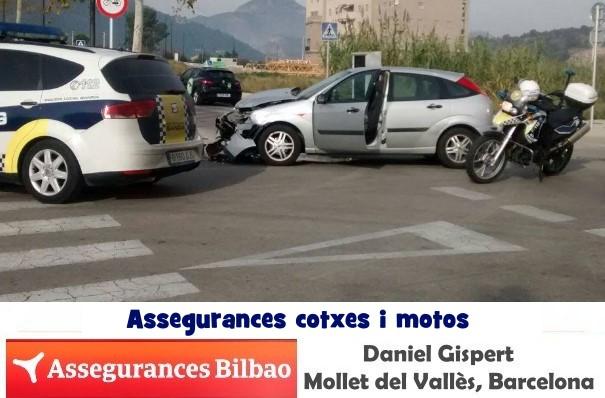 Assegurances Bilbao, Mollet del Vallès, Barcelona assegurances cotxe, seguro coche i moto