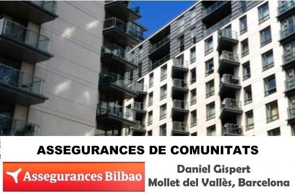 Assegurances Bilbao, Mollet del Vallès, Barcelona, Assegurança Multirisc Comunitats