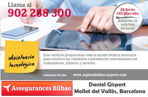 Assegurances Bilbao, Mollet del Vallès, Barcelona, assistència tecnològica, asistencia tecnológica