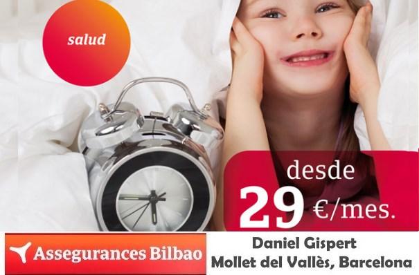 Assegurances Bilbao, Seguros Bilbao, Mollet del Vallès, seguro de vida, Seguro de Asistencia Sanitaria