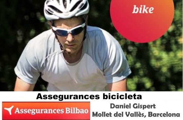 Assegurances Bilbao, Mollet del Vallès,Barcelona, seguro de accidentes, seguro de bicicleta