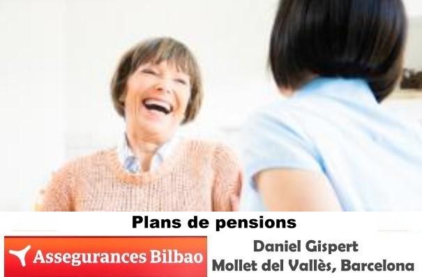 Plan de Pensiones Asegurado en Assegurances Bilbao Mollet, hasta un 3% por el traspaso
