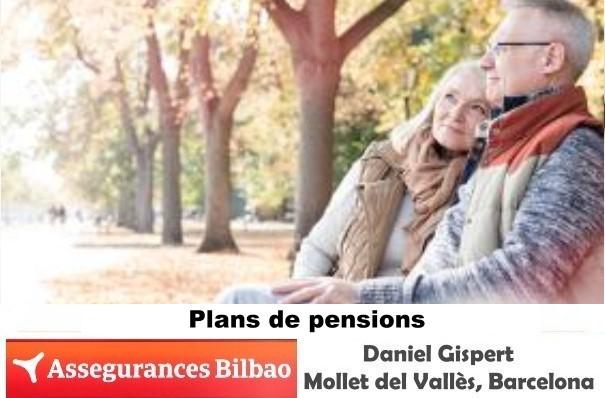 Traspaso Plan de Pensiones 2019 a Assegurances Bilbao Mollet del Vallès,Barcelona