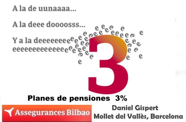 Traspaso Planes de Pensiones asegurado Assegurances Bilbao Mollet del Vallès,Barcelona