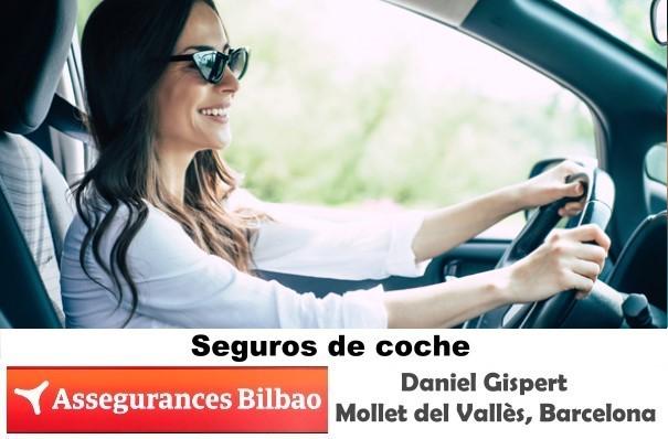 Nuevo seguro de auto de Assegurances Bilbao Mollet, la mejor protección.