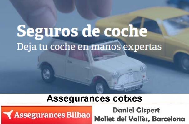Nuevo seguro de auto 2021de Assegurances Bilbao Mollet
