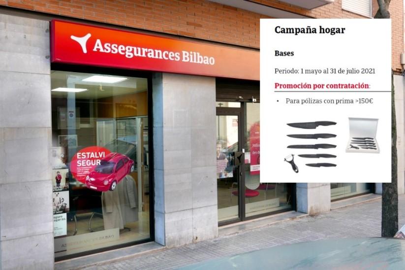 Assegurances Bilbao Mollet Seguro de Hogar con regalo